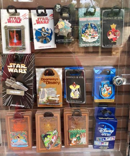 Disney Pin Selection - Animal Kingdom