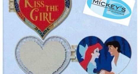 Kiss the Girl WDI 2018 Disney Pin