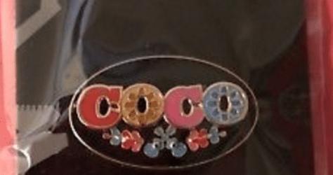 Coco Pixar Studio Store Pin