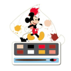 Surprise Mickey Mouse Paint Palette Pin