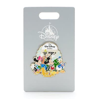 Disney Store UK Water Tower Pin