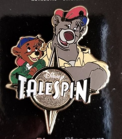 Disney TaleSpin Pin