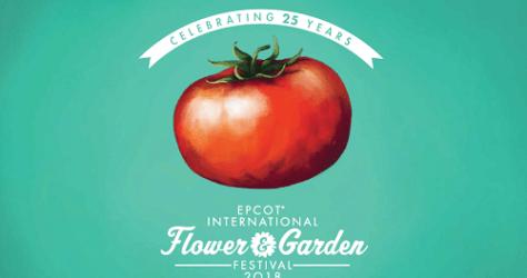 Epcot Flower & Garden Festival 2018