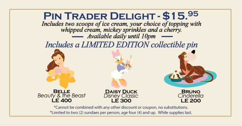 Pin Trader Delight – February 18, 2017