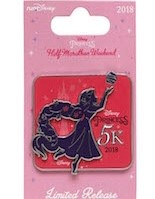 Rapunzel 5k Princess 2018 Pin
