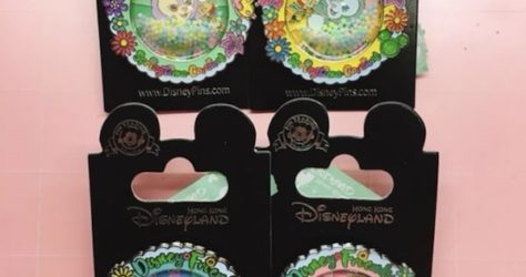 Springtime Carnival 2018 Disney Pins