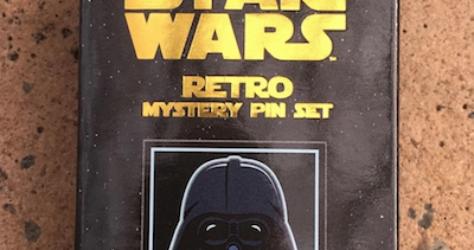 Star Wars Retro Mystery Pin