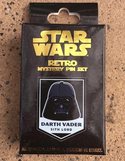 Star Wars Retro Pin Box