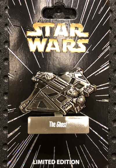 Star Wars The Ghost Pin