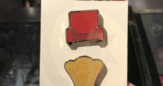 UP Chairs Disney Pin Set - BoxLunch
