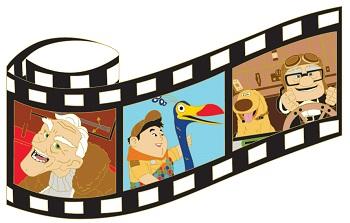 UP Film Strip Pin