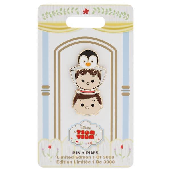 shopDisney Mary Poppins Tsum Tsum Pin