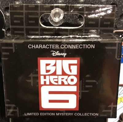 Big Hero 6 Character Connection Pin Collection