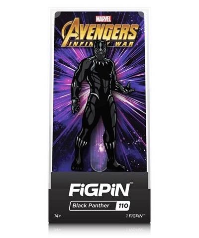 Black Panther FiGPiN