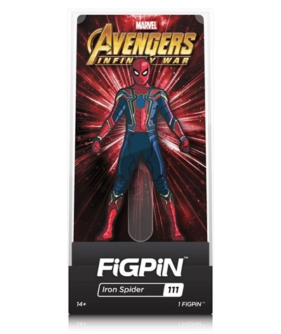 Iron Spider FiGPiN
