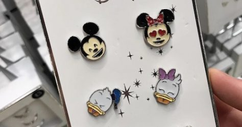 Primark Mickey & Friends Disney Pin Set