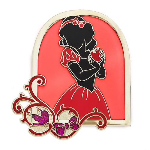Snow White Jumbo Pin – Limited Edition