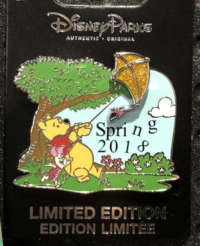 Spring 2018 Disney Pin