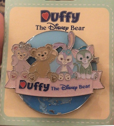 StellaLou with Duffy - Shanghai Disneyland