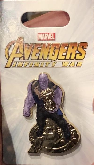 Thanos Avengers Infinity War Pin