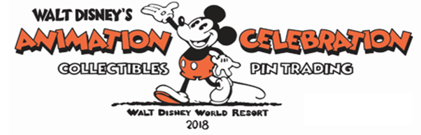 Walt Disney's Animation Celebration Pin Trading Event