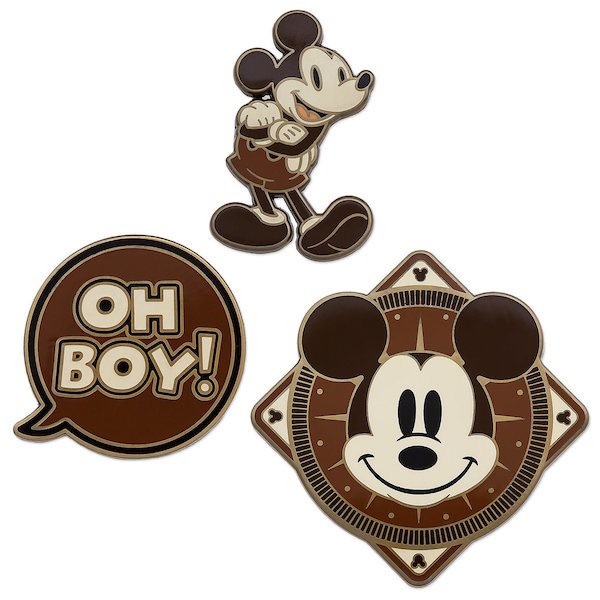 April 2018 Mickey Mouse Memories Pins