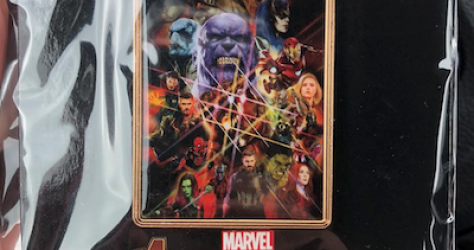 Avengers Infinity War Group DSSH Pin