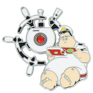 Captain McCrea Limited Edition Pin