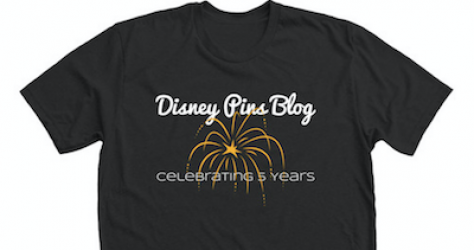 Disney Pins Blog LR 5th Shirt