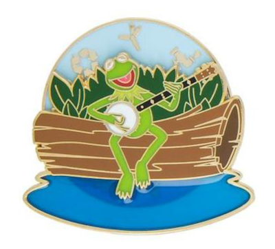 Earth Day 2018 Disney Pin