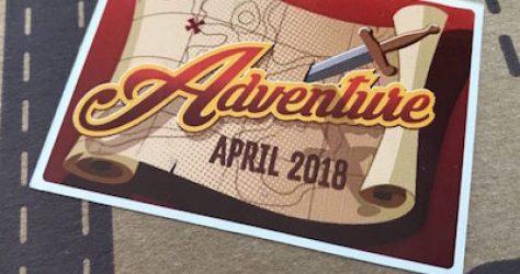 Funko Disney Treasures Adventure April 2018