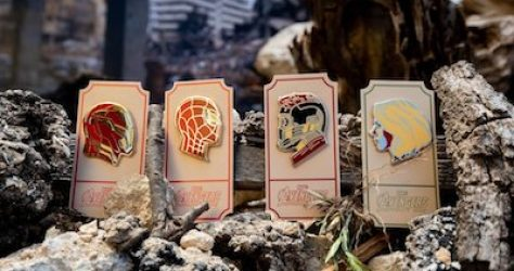 Mondo Avengers Pins