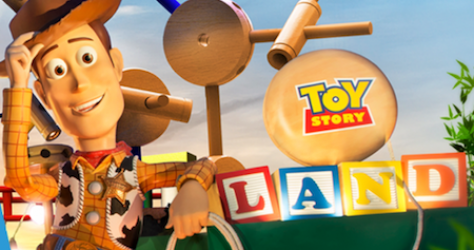 Toy Story Land DMR Sweepstakes