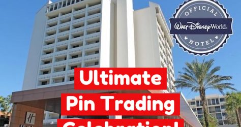 Ultimate Pin Trading Event
