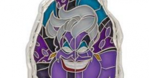 Windows of Evil Ursula Pin Archives - Disney Pins Blog