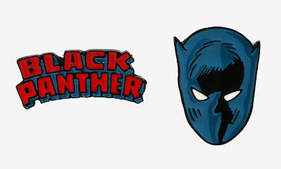 Black Panther BoxLunch Pins