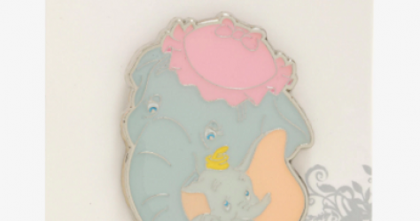 Dumbo Disney Cuddle Pin