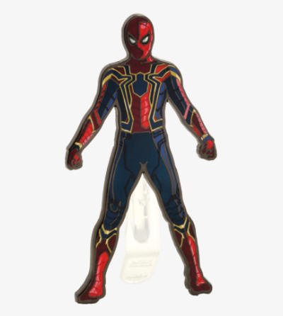 Iron Spider Character Pin