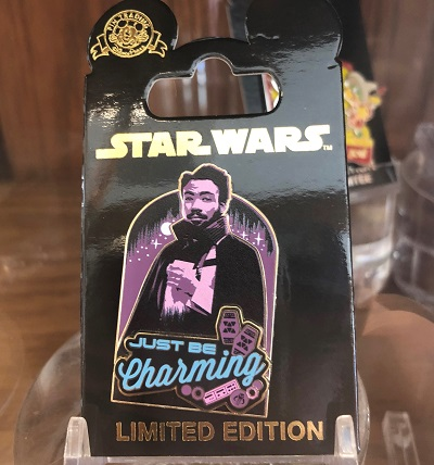 Just Be Charming Star Wars Pin