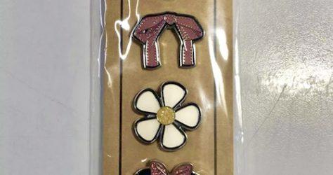Minnie Mouse Disney x Coach Pins