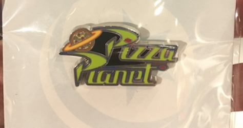 Pizza Planet Pins at BoxLunch