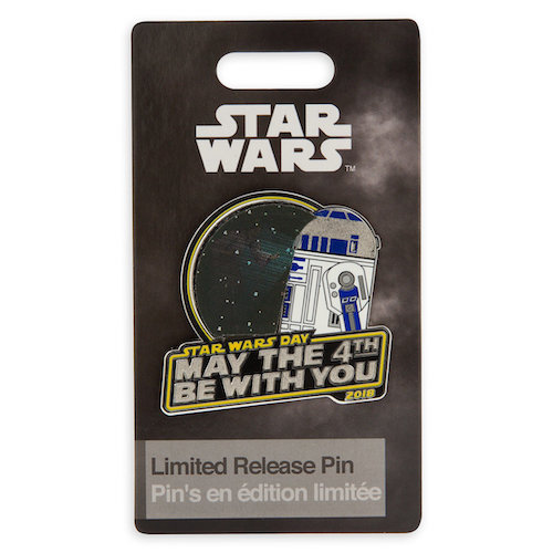 May The Fourth Be With You 2019: R2-D2 May The 4th Be With You 2018 Pin