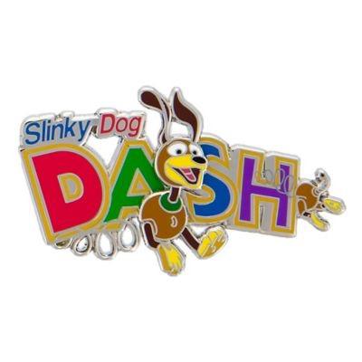 Slinky Dog Dash Pin