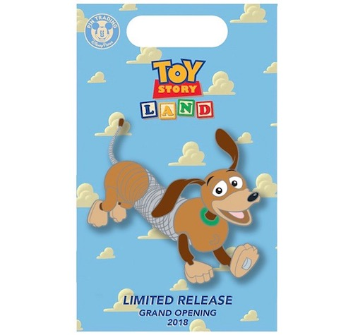 Slinky Dog Toy Story Land x BoxLunch Pin
