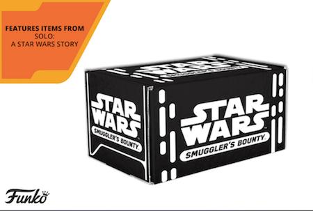 Smuggler's Bounty Box - Solo