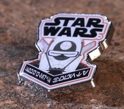 Star Wars Smugglers Bounty SOLO Pin