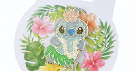 Stitch Aloha Hawaii Disney Pin
