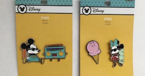 Target Disney Pins