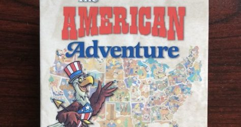 The American Adventure Mystery Pin Collection