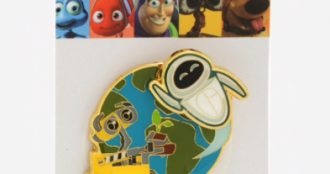 WALL-E BoxLunch Pin